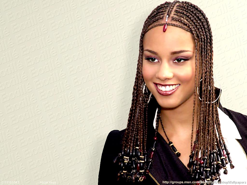 Alicia Keys: Alicia Keys, Signature Of Style Icon Of The New Year