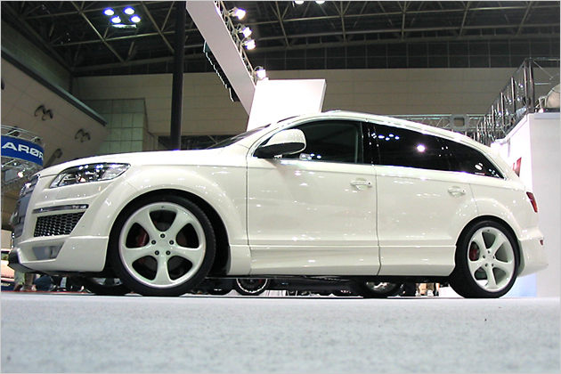 Honda Accord Forum >> Which Is Classier! A White Audi Q7 And A White Mercedes ...
