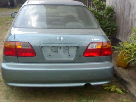 Good EMAIL:lejbalo@yahoo.com. Re: Lagos Cleared Tokunbo Honda Civic 2000 ...