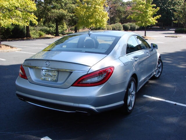 silver 2012 mercedes benz cls550 for sale autos nigeria. Black Bedroom Furniture Sets. Home Design Ideas