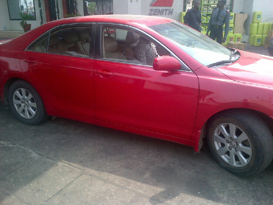 super clean used 2008 toyota camry xle full option for sale autos nigeria. Black Bedroom Furniture Sets. Home Design Ideas