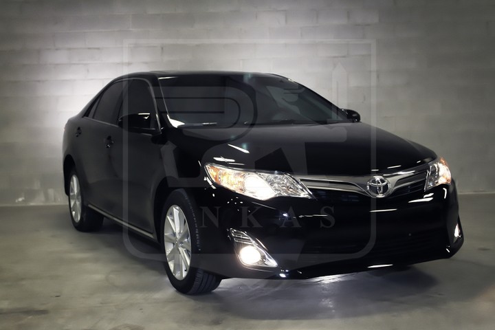Brand New Black Armoured 2014 Toyota Camry Xle For Sale 1 Unit