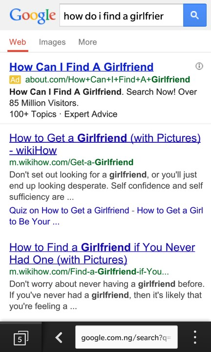 how can i find a girlfriend