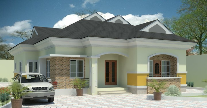 Architectural design at it best smart homese properties nigeria for Architectural design homes pictures
