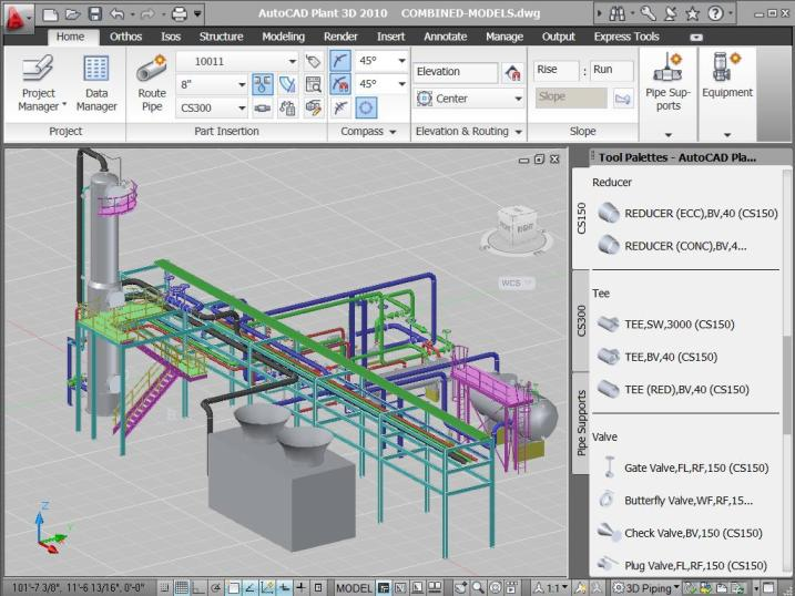 Autocad plant 3d training videos with software dvd 3d cad software
