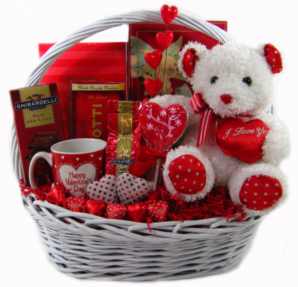 Custom Made Valentine Hampers For Sale With 20 Discount