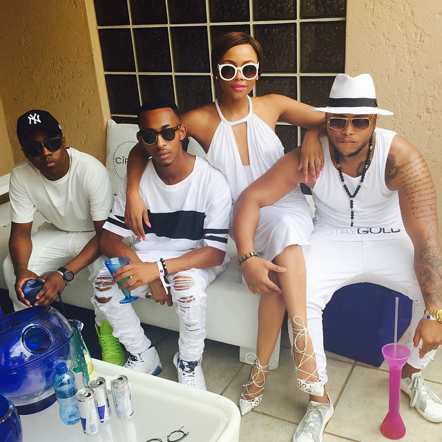 bonang and da les dating