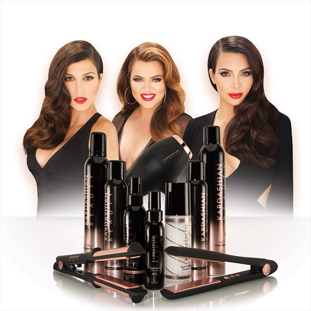 Kim, Khloe, Kourtney Launch K Beauty Hair Campaign at ULTA.com