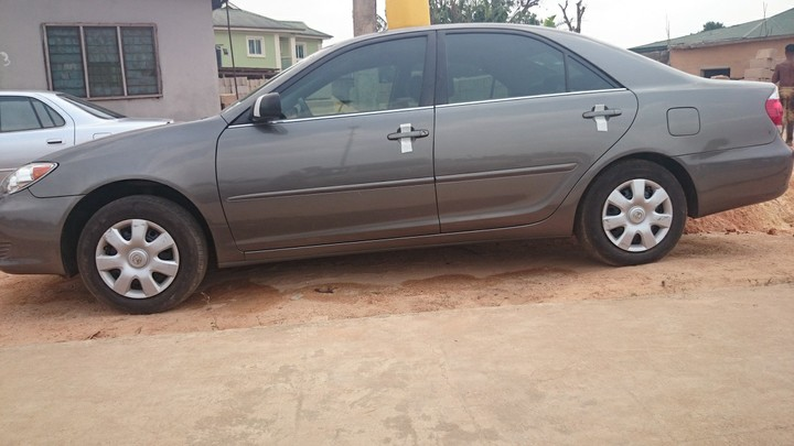 2006 toyota camry se sedan with factory a c in exceptional condition n1 6. Black Bedroom Furniture Sets. Home Design Ideas