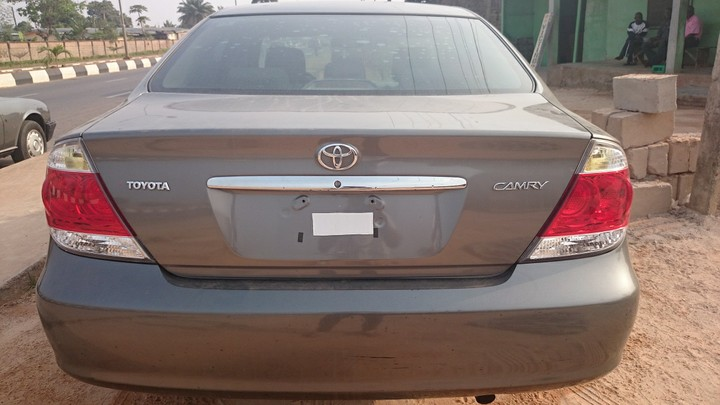 2006 toyota camry se sedan with factory a c in exceptional condition n1 6 autos nigeria. Black Bedroom Furniture Sets. Home Design Ideas