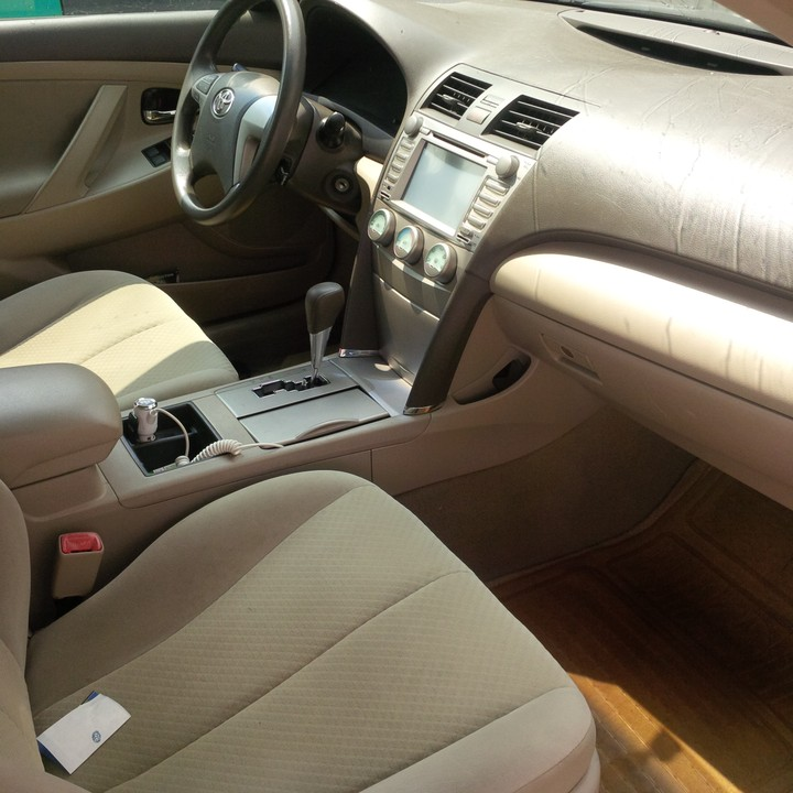 registered toyota camry 2008 model for sale neat autos nigeria. Black Bedroom Furniture Sets. Home Design Ideas