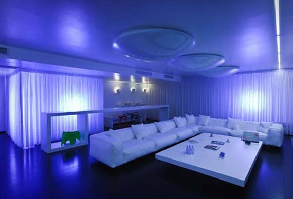 20 Blue Living Room Design Ideas: Quick Tips On Interior Decoration By Multicolour