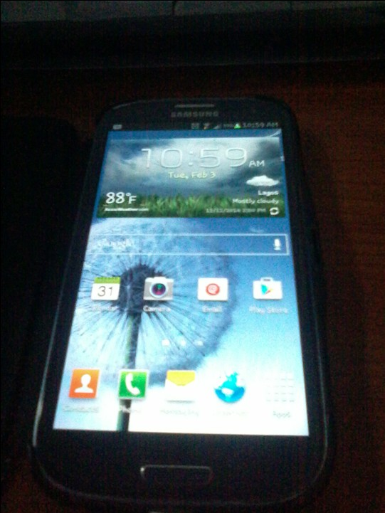 how to clear space on samsung s3