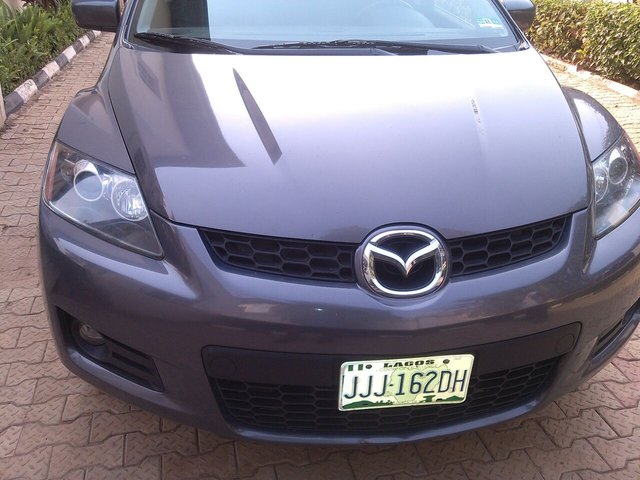 2007 turbo charged mazda cx7 awd sport suv autos nigeria. Black Bedroom Furniture Sets. Home Design Ideas