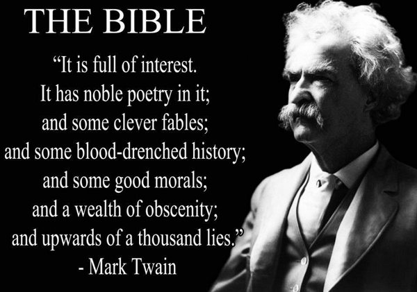 Mark Twain Quotes On Lying