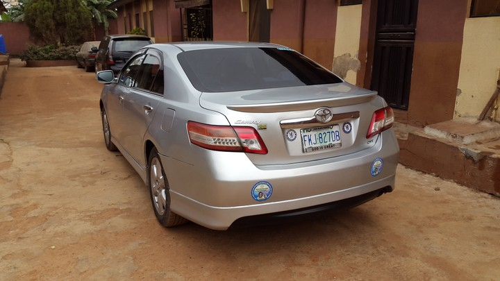 sold toyota camry se upgraded to 2010 for sale sold autos nigeria. Black Bedroom Furniture Sets. Home Design Ideas