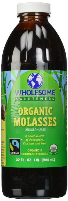 Is unsulphured molasses good for you