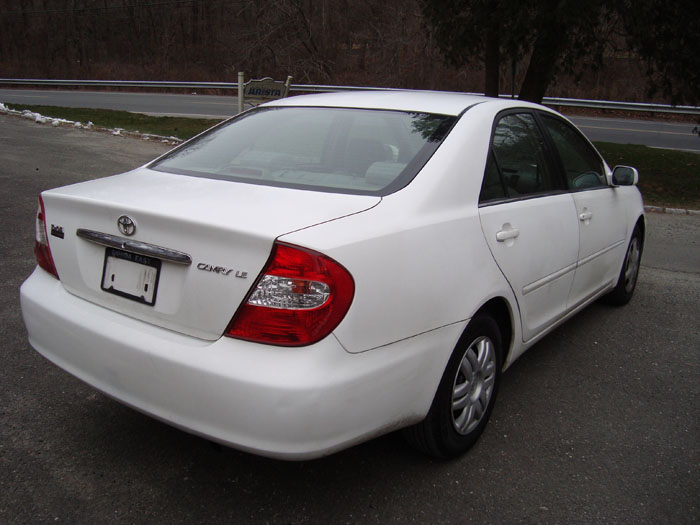 2003 Toyota Camry Le From Usa Price 5500 Sold