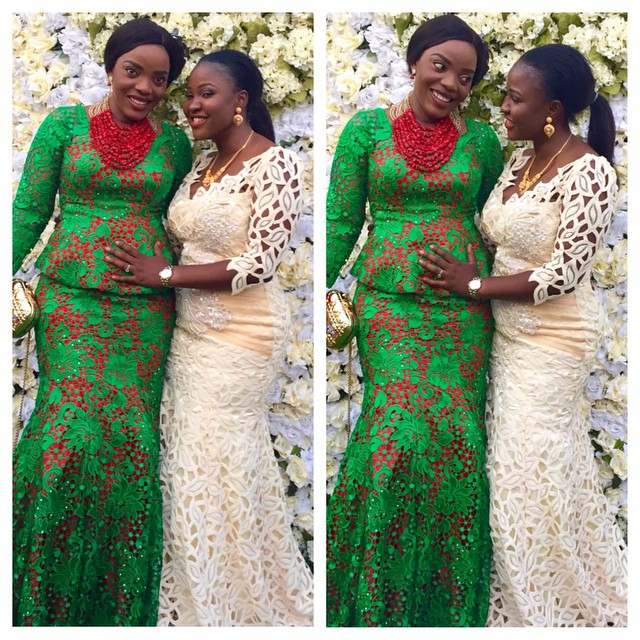 Empress Njamah Dazzles In Traditional Attire To Her Sister\'s Wedding ...