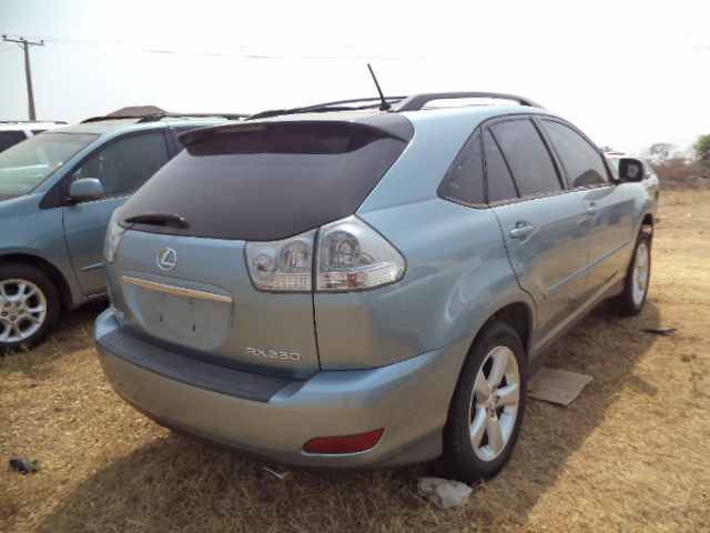 tokunbo 2004 lexus rx330 for sale 07062902641 autos nigeria. Black Bedroom Furniture Sets. Home Design Ideas