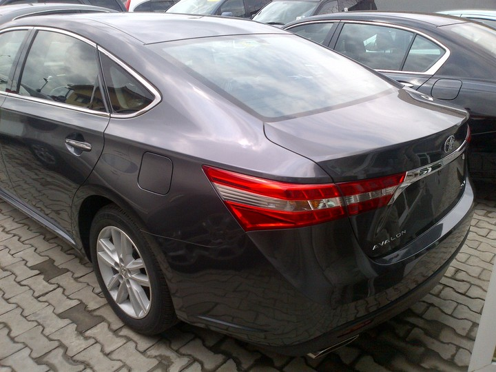 2014 toyota avalon tokunbo for sale super clean and fresh. Black Bedroom Furniture Sets. Home Design Ideas