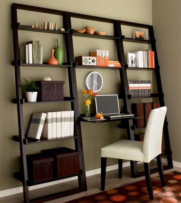 Unique Bookshelves ...