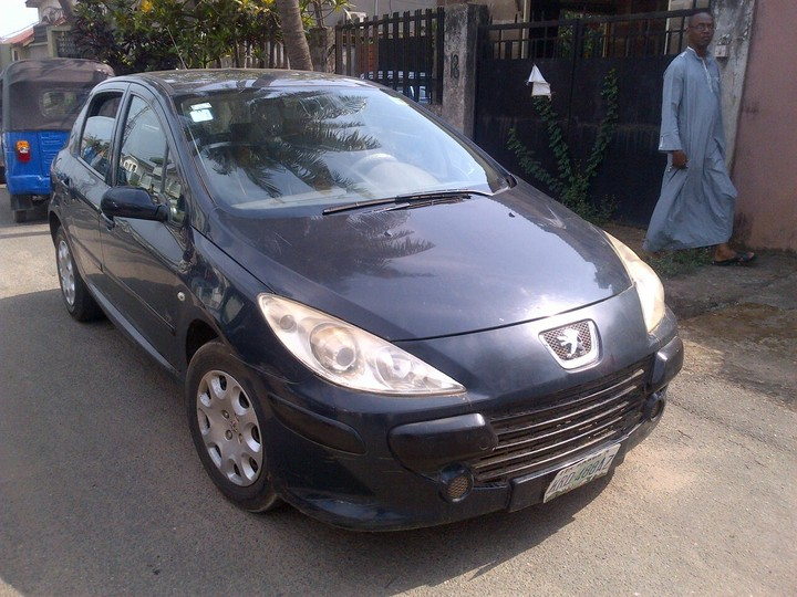 Reg.2005 Peugeot 306 For Sale Call 08187405540 08129975524 - Autos