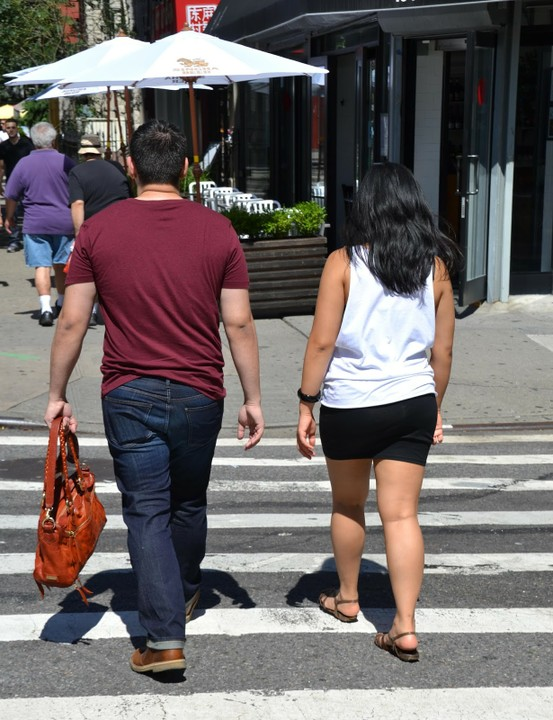 Image result for Man helping his wife carry her bag