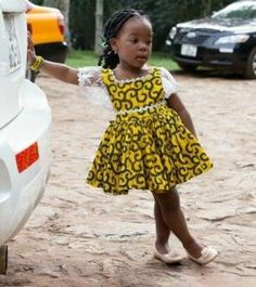 Ankara Styles For Your Kids All For Them Fashion Nigeria