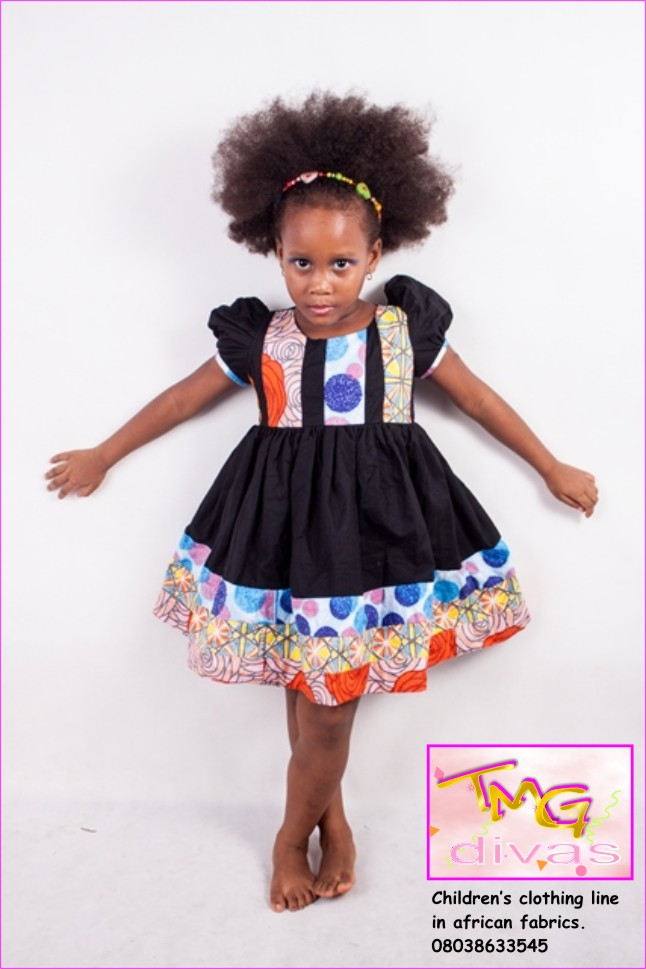 Ankara Styles For Your Kids All For Them Fashion
