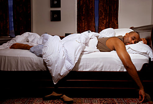 six things you must not do before you sleep at night health