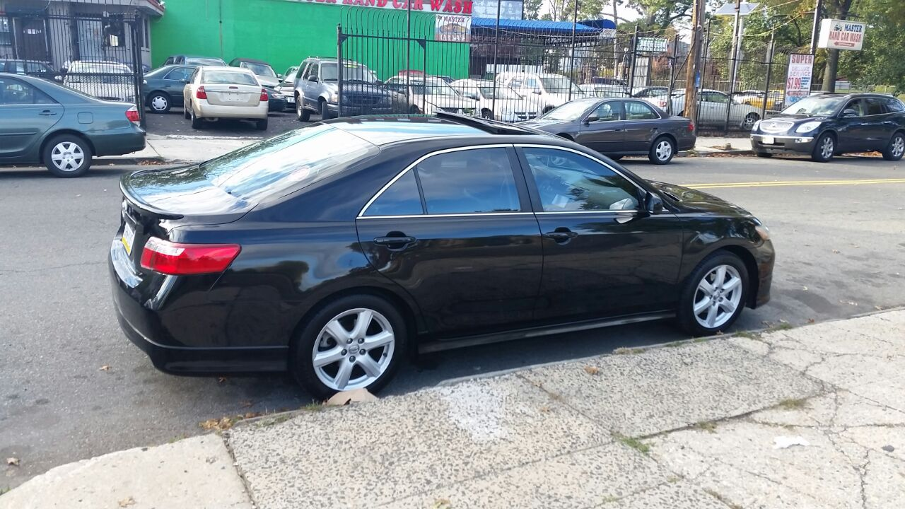 fully loaded toyota camry 2009 ready to go autos nigeria. Black Bedroom Furniture Sets. Home Design Ideas
