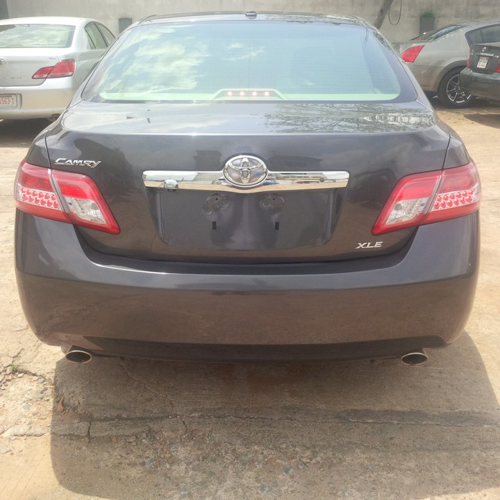 Tokunbo 2010 Toyota Camry Xle Navigation Backup Camera Thumbstart By Olanshi 9 14pm On Feb 23 2017