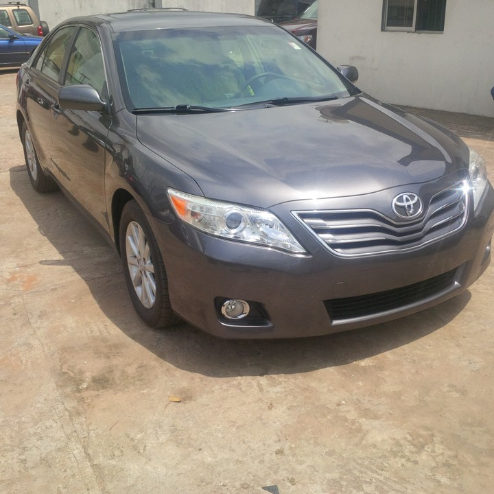 tokunbo 2010 toyota camry for sale 08065918600 autos nigeria. Black Bedroom Furniture Sets. Home Design Ideas
