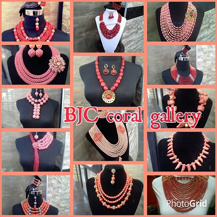 Exclusive Beaded Jewelry Designs - Fashion - Nigeria