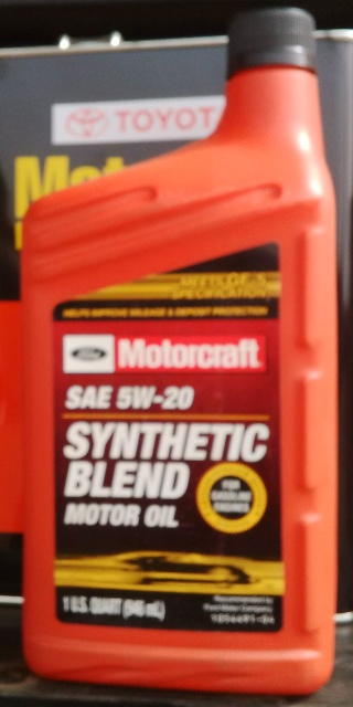 Synthetic versus conventional engine oil autos nigeria for Motorcraft synthetic blend motor oil