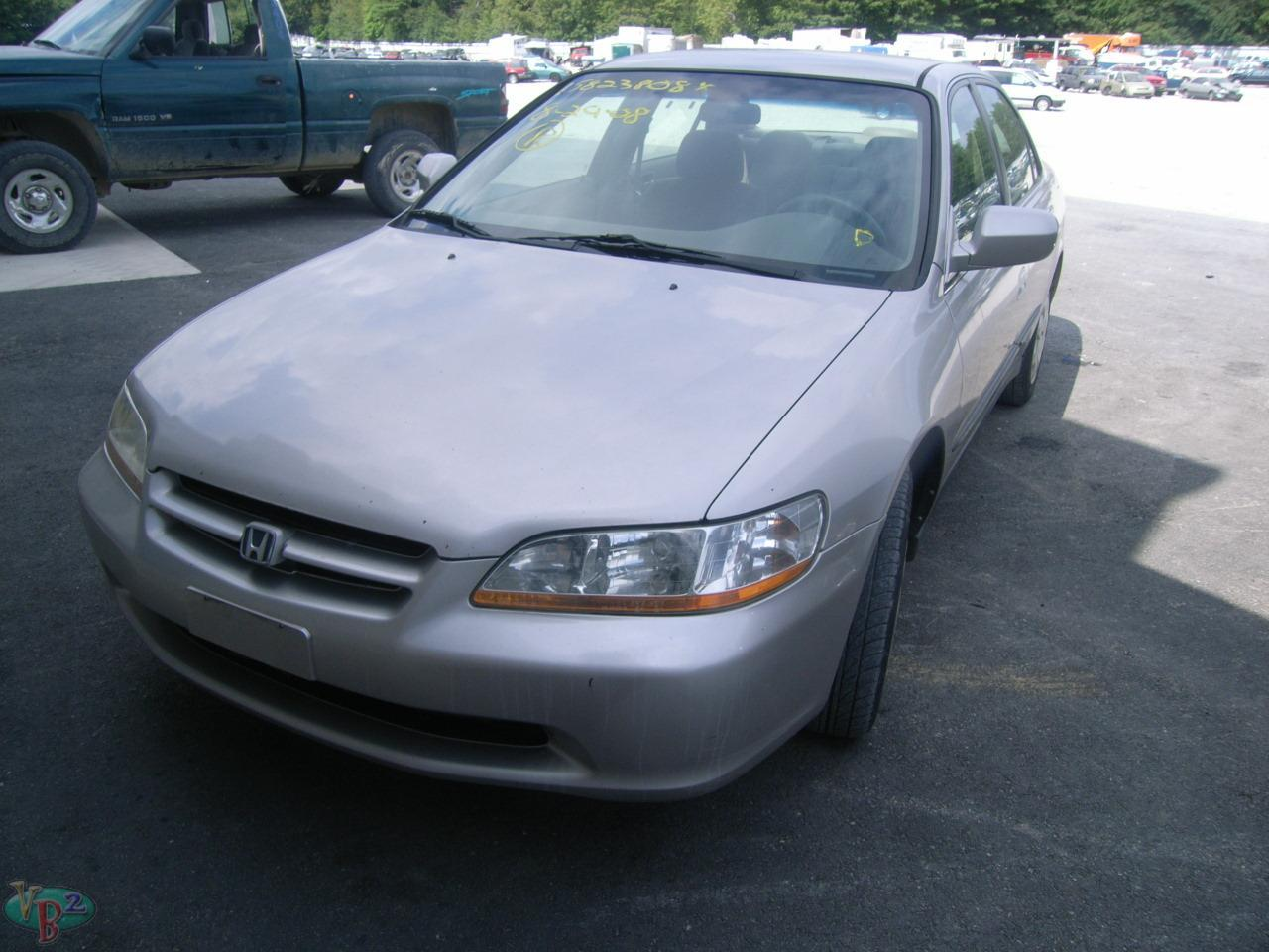 Sold Used 1999 Honda Accord Lx Up For Grabs Autos 4 Door Pix