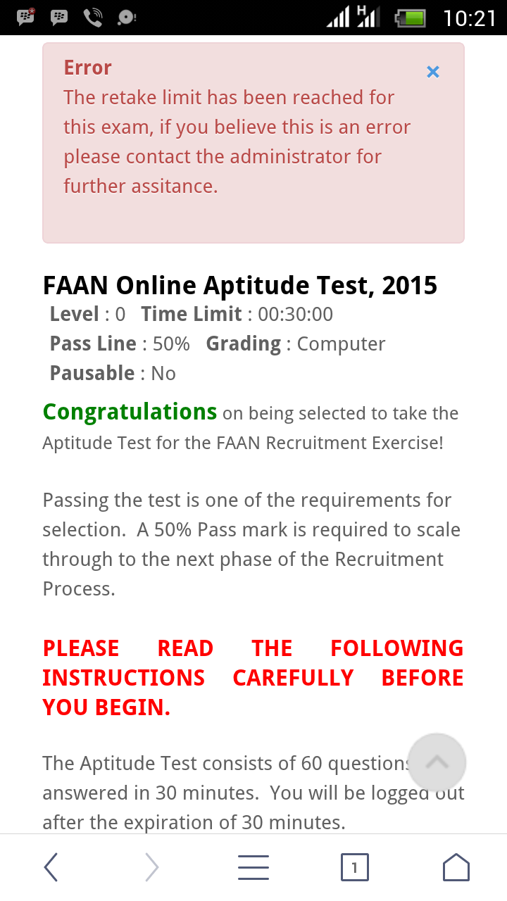 faanrecruitment online aptitude test jobs vacancies 91 ia nairaland com attachments 2166765 screenshot20150228102132 png102682b40d5a9c40cc7053d441cff1fd