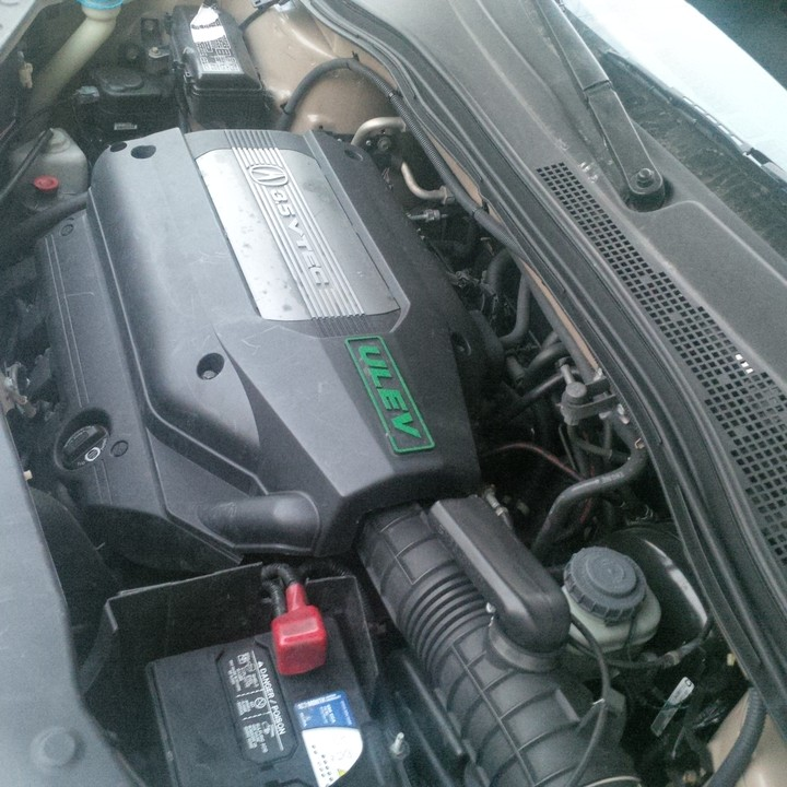 2006 Acura Tl Navigation Cold Air Conditioning For Sale In: Tokunbo 2002 Acura MDX