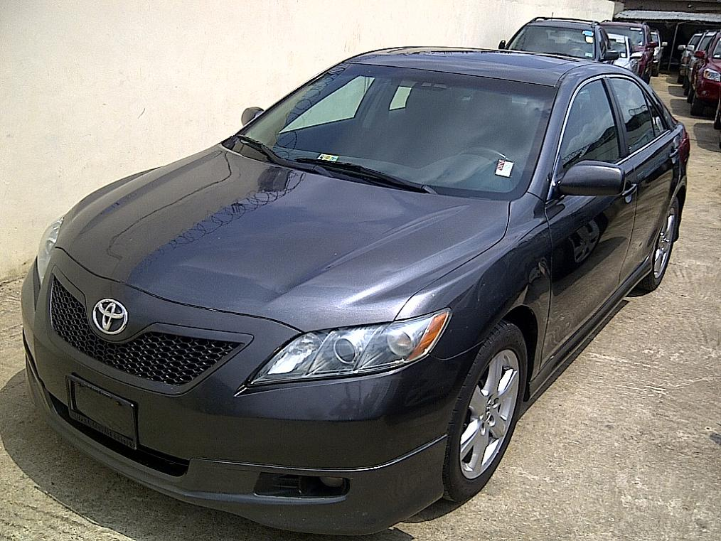sparkling tokunbo 2007 toyota camry se price autos nigeria. Black Bedroom Furniture Sets. Home Design Ideas