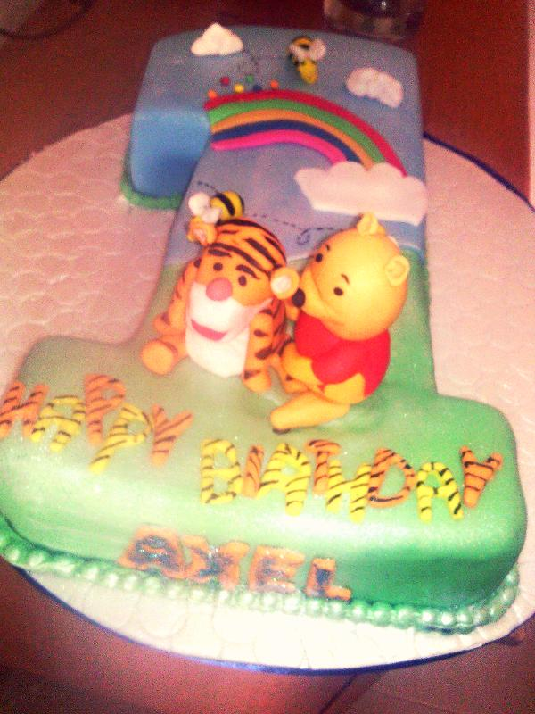Birthday Cakes For 1 Year Olds Boy Best Cake 2017