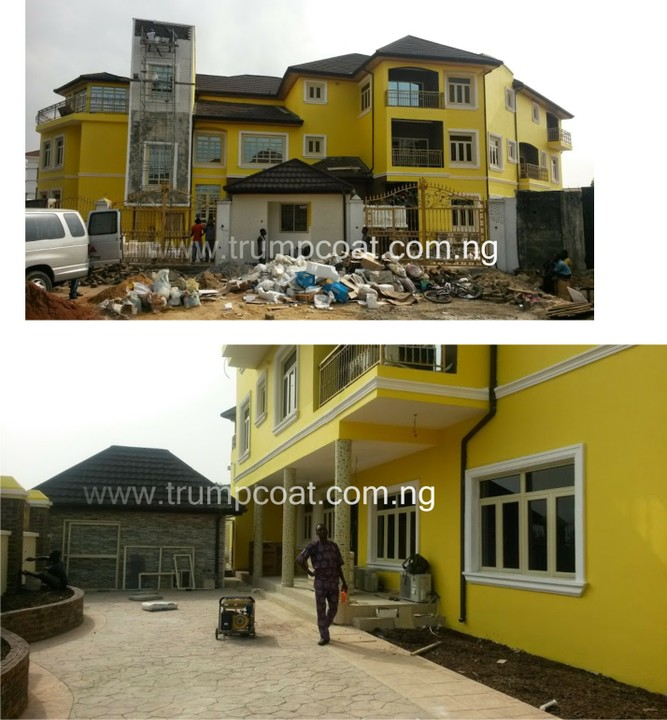 Prices For These Paints Properties Nigeria
