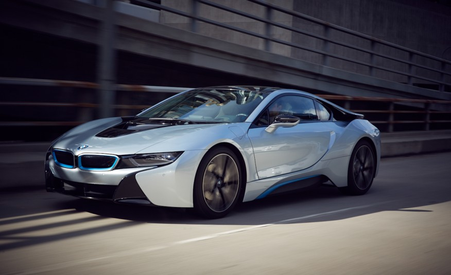 The 2015 Bmw I8 Autos Nigeria