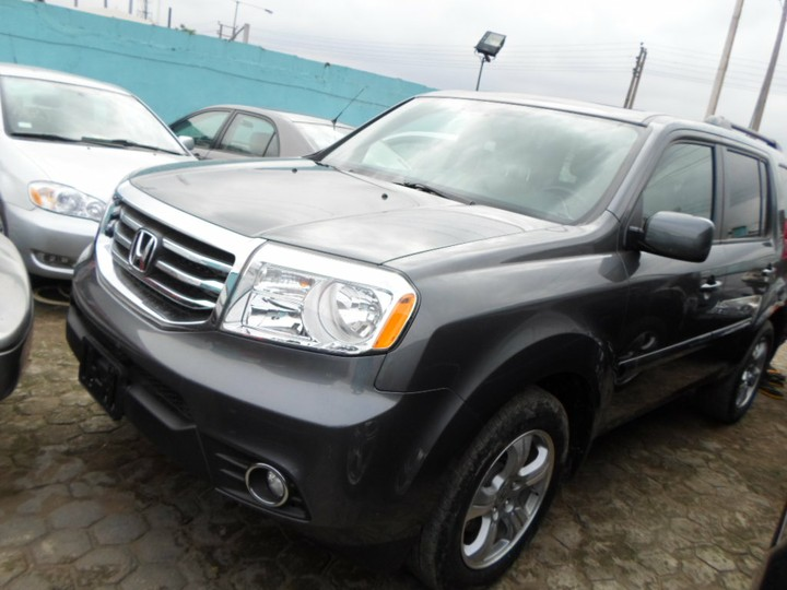 tokunbo 2013 honda pilot for 07064524549 autos nigeria. Black Bedroom Furniture Sets. Home Design Ideas