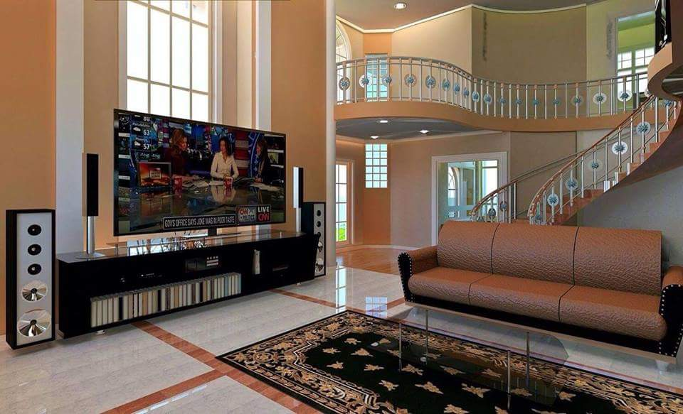Sitting Room Pictures In Nigeria