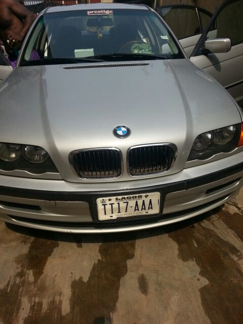 bmw 2000 e46 323i for sale autos nigeria. Black Bedroom Furniture Sets. Home Design Ideas