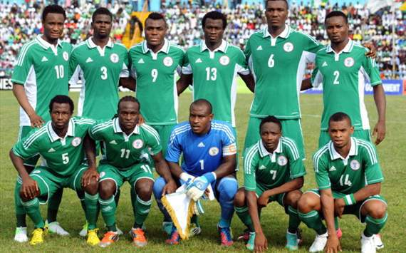 ce4f29d1 Latest News About Super Eagles Fixtures Revealed - Sports - Nigeria