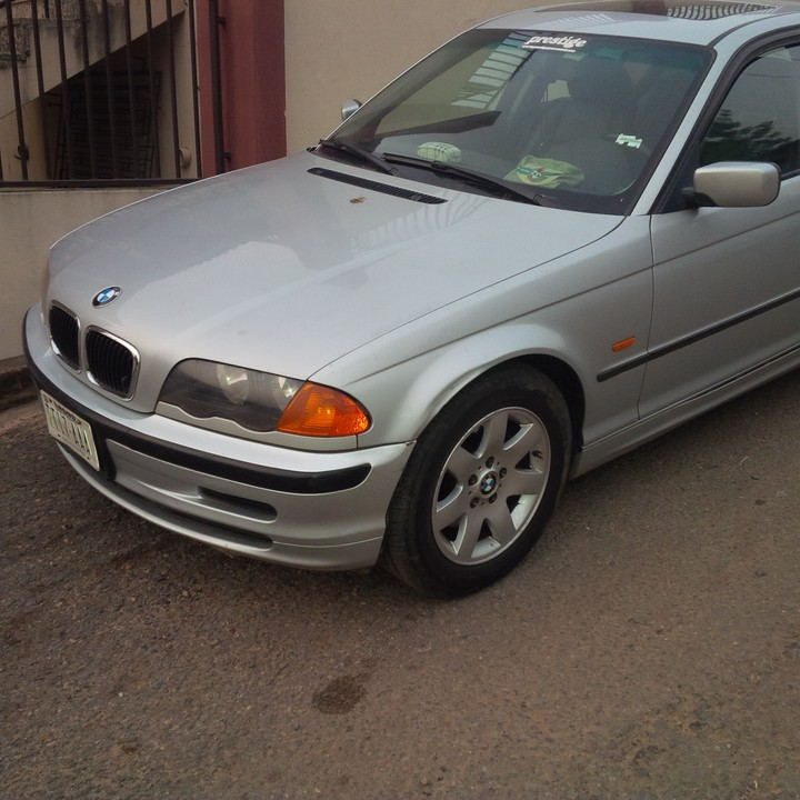 2000 Bmw 323 Coupe: BMW 2000 E46 323i For Sale