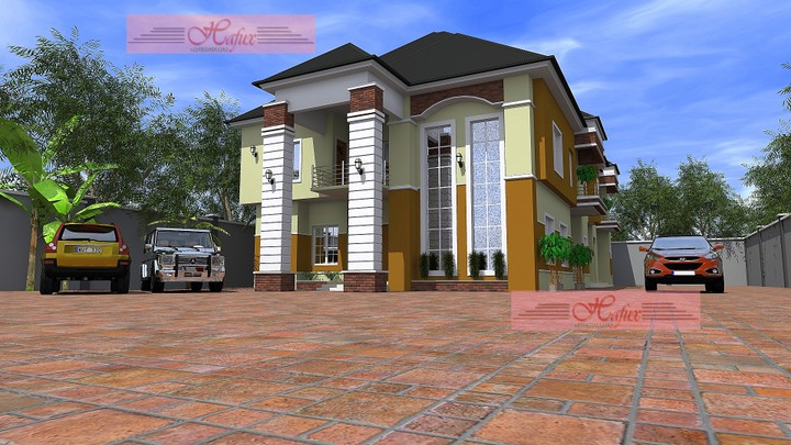 house plan in nigeria 2015. 1 Like Share  Re Contemporary Nigeria Building Designs By Hafux Consuls Properties