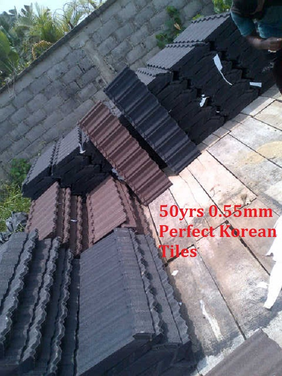 Perfect Step Tile Roofing Sheet In Nigeria We Supply The Best   Properties    Nigeria